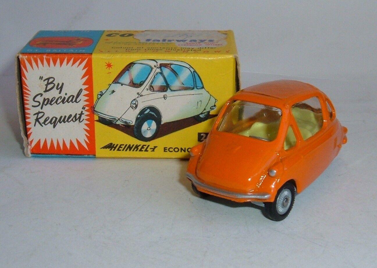 in vendita CORGI giocattoli Nº 233, Heinkel I, economia, economia, economia, - SUPERBA  alto sconto