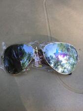 Max Headroom Official Sunglasses 1987 Coca Cola Gold Aviators New Rare