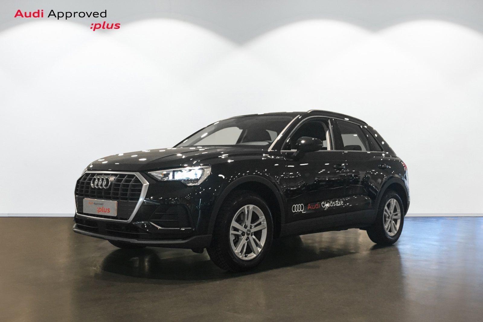 Audi Q3 35 TFSi S-tr. 5d - 424.000 kr.