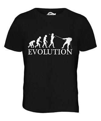 Arts martiaux evolution of man t-shirt homme tee top cadeau vêtements