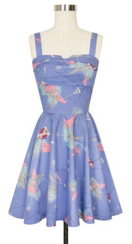Trashy Diva XS Lilac Atomic Trixie Mini Dress 0 2