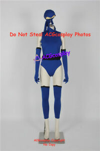Mortal Kombat 2 Cosplay Kitana Cosplay Costume Include Mask And