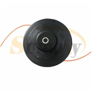 Details about Bump Feed Nylon Strimmer Head With 2 5MM Spool Line Cord  Brushcutter line