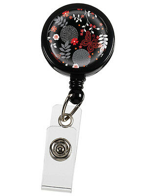 Prestige Medical Retractable Badge Holder * 19 DESIGNS *  S13 ID TAG Retracteze