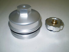6.0 / 6.4 powerstroke oil filter/fill caps  DIY / Oil Charge Systems.com