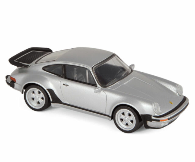 NOREV 430201  Porsche 911 Turbo 3.3l Grey  Youngtimers  1:43