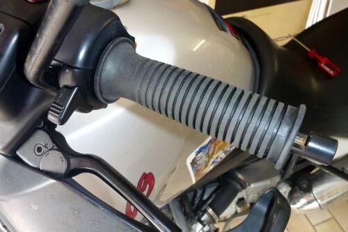 Reemplazo apretones de manillar para agarre Calefacción Bmw R1100r R1150r R1100rs r1150rs