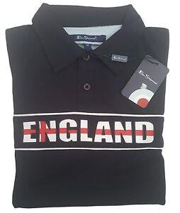2d934d4ae2 La imagen se está cargando Chicos-Ben-Sherman-Algodon-England-Camiseta-Polo- azul-