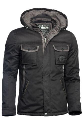 Winter Military Trisens Mantel Wasserdicht Army Parka Herren Style Jacke erodCBx