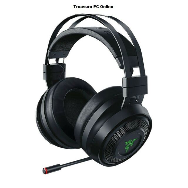 Razer Nari Wireless Gaming Headset 360 Positional Sound For PC PS4 RZ04-02680100