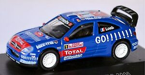 Citroen-Xsara-WRC-2006-GO-Total-1-Lagrow-1-87-Schuco