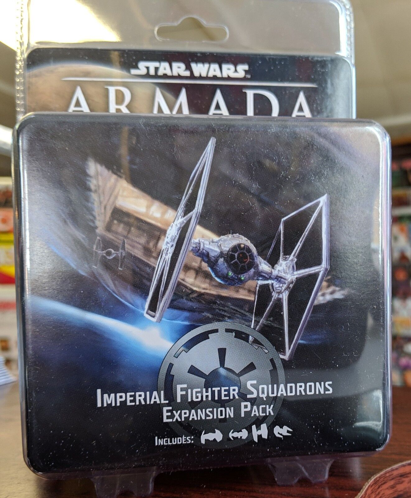 Star Wars Armada Imperial Fighter Squadrons Sealed NEW