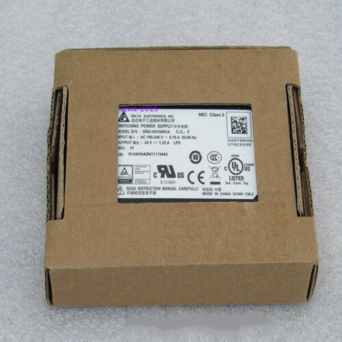 Details about  /1pcs new DELTA power supply DRS-24V30W1A