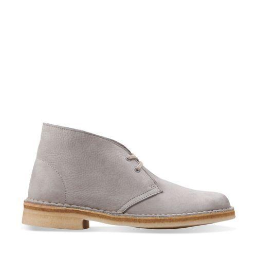Clarks Originals Desert Women/'s Stone Nubuck Chukka Boot 26107064