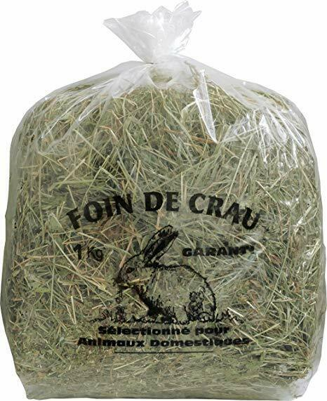 Foin de Crau naturel  1kg