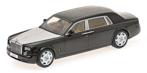 Kyosho 05541db Rolls Royce Phantom EWB en diaFemmet noir 1:43 Nouveau neuf dans sa boîte | Moins Cher  | Qualité Fiable  | De Qualité Supérieure