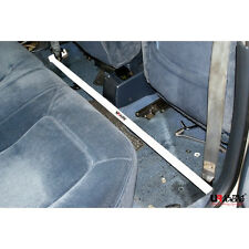 HONDA ACCORD SM4 '90-'93 ULTRA RACING 1 PC SOLID ROOM BAR / REAR CROSS BAR 2PTS