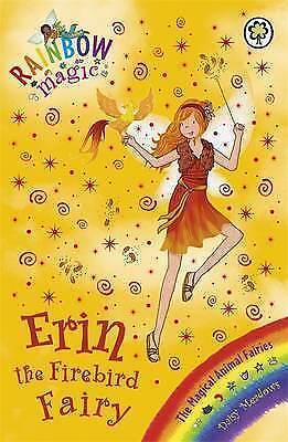 Erin the Firebird Fairy: The Magical Animal Fairies Book 3 (Rainbow Magic), Mead