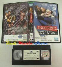 film VHS INNOCENTI EVASIONI K. Martin J. Marsden Paramount (F60) no dvd