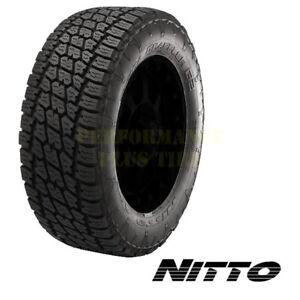 1 NEW 265//50-20 NITTO TERRA GRAPPLER 2 50R R20 TIRE 10211