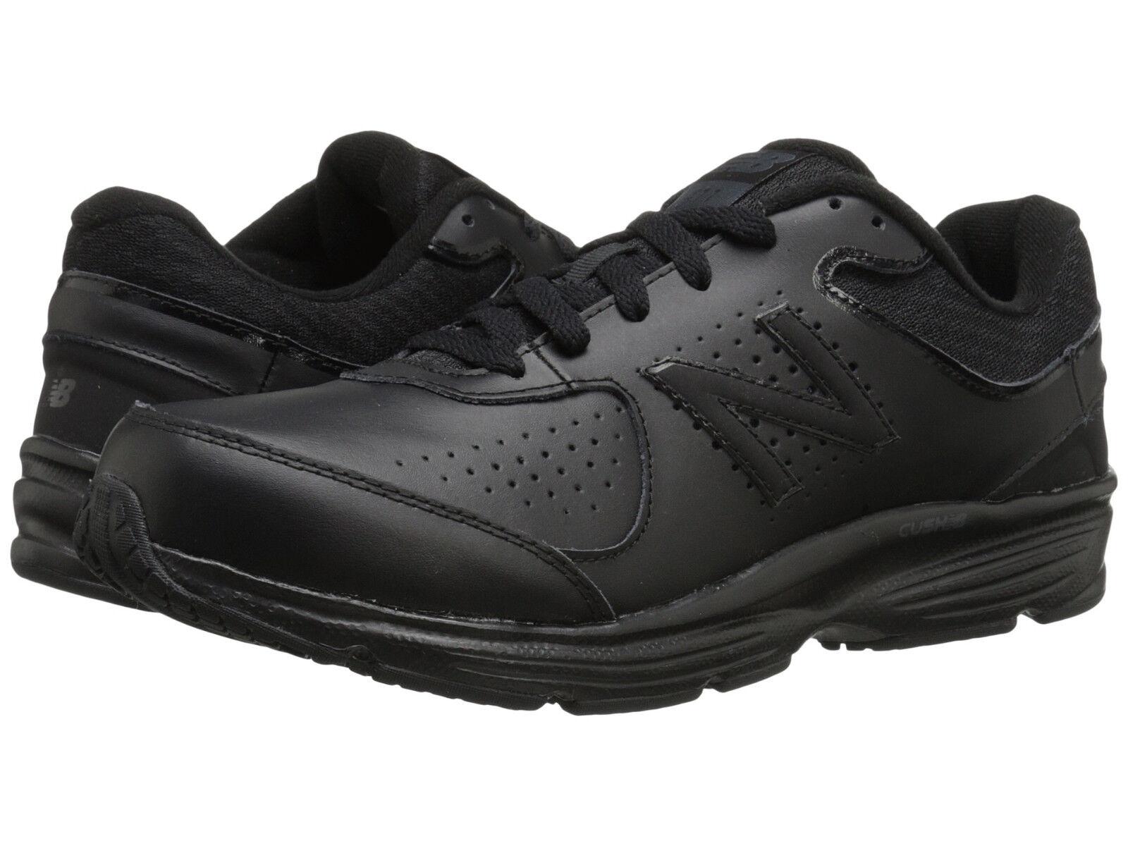 Men New Balance MW411BK2 Walking (Medium D) Black 100% Authentic Brand New