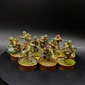 Dipinto-28mm-BOLT-ACTION-British-Airborne-Squad-10