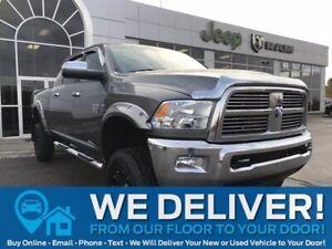 2011 RAM 3500 Laramie| 4X4| Mega Cab| Leather| Sunroof| Bluetoot