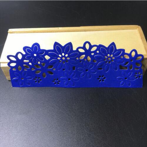 Flowers Metal Cutting Dies Stencil DIY Scrapbooking Embossing Album Card Crafts
