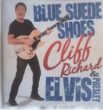 "Cliff Richard & Elvis Presley ""Blue Suede Shoes"" mint 1 Track Promo CD"