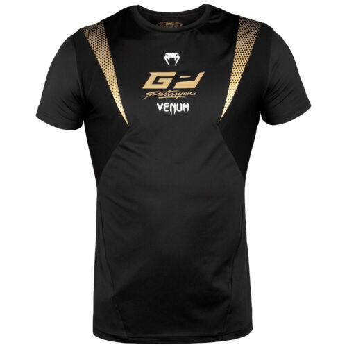 Venum Petrosyan Dry Tech T-Shirt Thai Boxen Boxing Kickboxen Training Sport