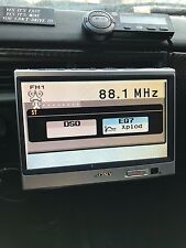 "high end! Sony XAV-7W IN-DASH 7"" LCD Monitor Player RARE"