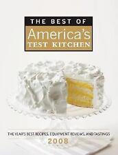 The Best of America's Test Kitchen 2008 Brand New Pristine!