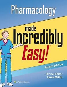Incredibly-Easy-Series-Pharmacology-Made-Incredibly-Easy-E-B00K