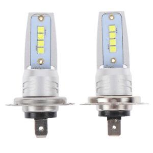 1Pair-H7-LED-headlight-conversion-kit-COB-bulb-110W-20800LM-white-low-beam-bu-IY