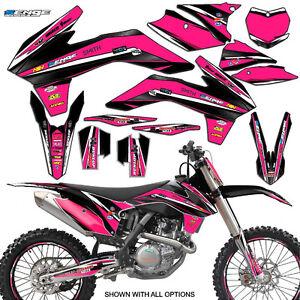 2007 2008 2009 2010 ktm sx sxf 125 250 450 525 graphics kit deco decals moto ebay