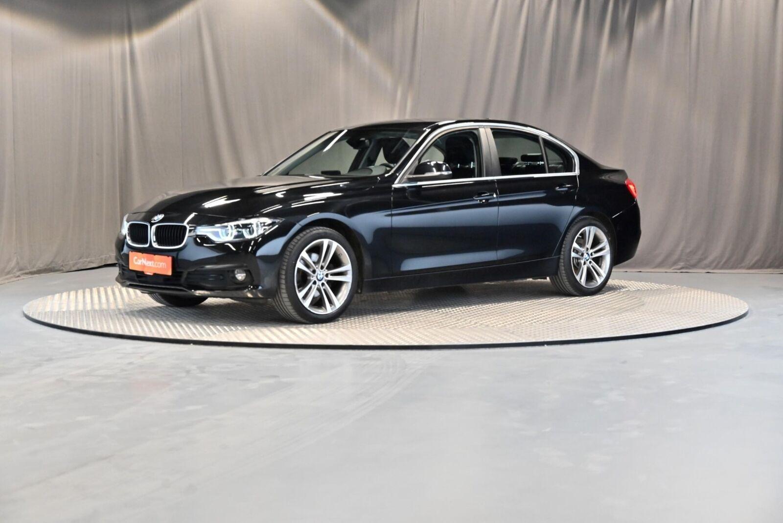 BMW 320d 2,0 Executive aut. 4d