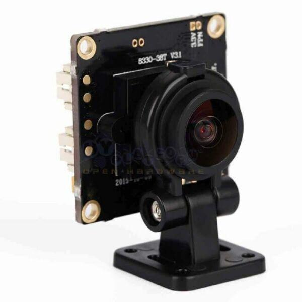 MODE PAL 600TVL 1//4 1.8mm CMOS FPV 170 Degree Wide Angle Lens Camera PAL//NTSC 3
