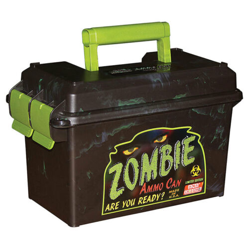 NEW MTM Zombie Ammo Can 50 Caliber Zombie AC50Z