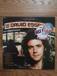 David-Essex-The-David-Essex-Album-CBS-32237-Vinyl-LP-Compilation