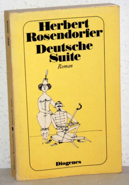 Herbert Rosendorfer - DEUTSCHE SUITE
