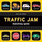Traffic Jam Matching Game by Maria Van Lieshout Hardcover Book English