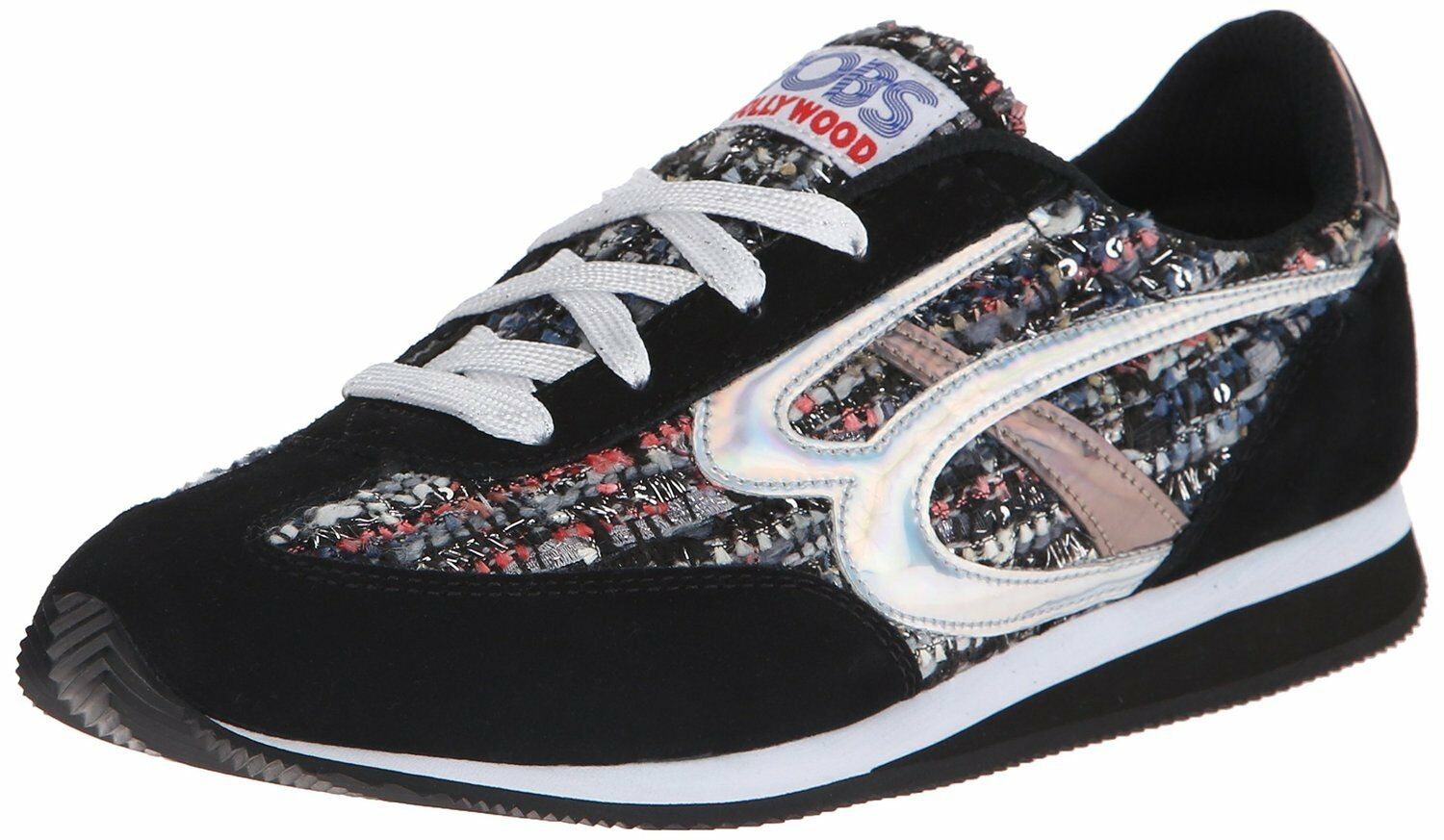 Sneaker Bobs Foam Retro Women's Sunset Fashion 80s Memory From Skechers Shoes rQdhCts