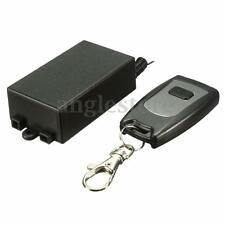 12V 10A Relay 433MHZ 1CH Wireless RF Remote Control Switch Transmitter +Receiver