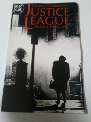 Justice League International #20 December 1988 Giffen DeMatteis Templeton