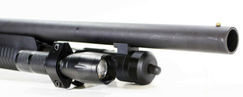 Trinity hunting flashlight 1200 lumen with mount kit for remington 870 12 gauge.