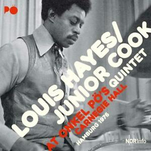 Louis Hayes / Junior Cook Quintet - At Onkel Po'S
