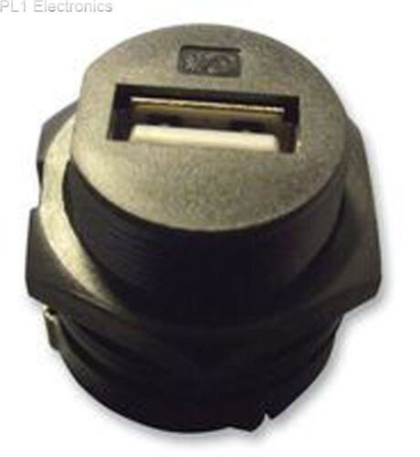Gefäß 2ub3001-w05100 USB Typ A MULTICOMP IP67