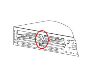 100% Vrai Cisco Wic T Ehwic Slot Diviseur 1841/1900/2801/2900/3845/3900 Série Routeurs-/2900/3845/3900 Series Routers Fr-fr Afficher Le Titre D'origine