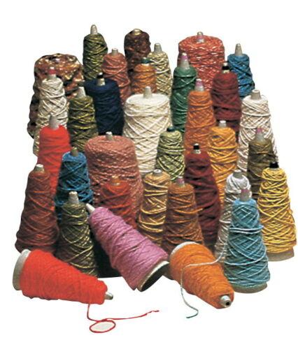 Assorted Trait Tex 2-6 Ply Super Yarn Cone Assortment 10000 yd Value Box