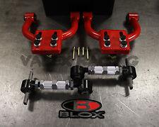 VMS Pro Series FRONT & Blox REAR Camber Kit Combo HONDA CIVIC 96-00 EK